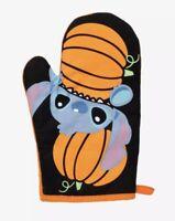 Stitch LILO Pumpkin Halloween Kitchen Oven Mitt Glove Disney Kitchen Gift