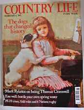 Country Life Magazine. February 4, 2015. The dogs that changed history.