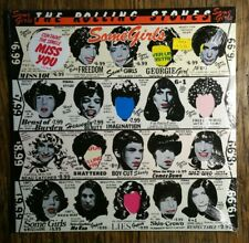 SEALED~Rolling Stones~ SOME GIRLS ~1978 ~1ST PRESS ~COC 39108 ~LP ~MISS YOU