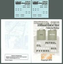 ECHELON FD D356105, 1/35 Decals for A Different Kind of Thirst - 2 Gallon Can Ma