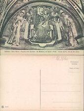 SUBIACO - SACRO SPECO - CAPPELLA DELLA MADONNA      (rif.fg.11804)