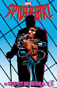 Spider-Girl TPB The Complete Collection Volume 3 Softcover Graphic Novel
