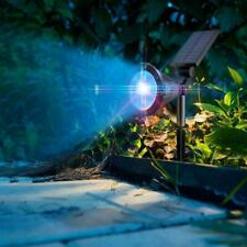 7 LED Solar Lawn Lamp Waterproof Light Control Inserting Floor Garden Light