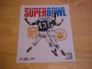 Jets VS Colts Super Bowl III LICENSED 8X10 Photo FREE SHIPPING 3/more Joe Namath