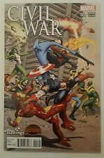 Civil War #1 HASTINGS Variant Mike Mayhew Connecting Cover Marvel NM