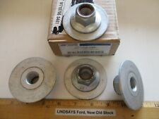 """4 NEW PCS FORD 2002/2010 EXPLORER """"NUT & WASHER"""" [CONTROL ARM] M18, W710796-S441"""