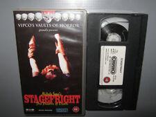 Deleted Title Horror Slasher 18 Certificate VHS Films