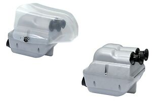 KG NITRO AIRBOX FOR KZ 30mm TUBES WITH RAIN GUARD