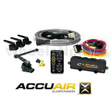 AccuAir E-Level Air Suspension Leveling Kit Electronic Air Bag System