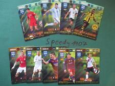 Fifa 365 all 9 Goal Machines Fifa Messi Ronaldo  complete Panini Adrenalyn 17