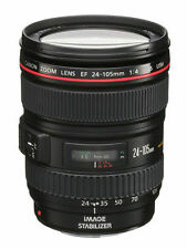 Canon Camera Lenses and Filters