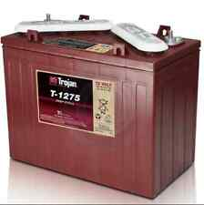 USED Trojan T-1275 12V 12 Volt Golf Cart Battery RV marine solar CLUB CAR