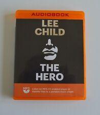 The Hero: Lee Child - Unabridged Audio Book - MP3CD