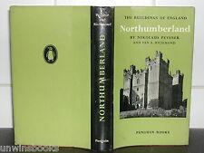 Roman NORTHUMBERLAND Buildings of England ARCHITECTURE Nikolaus Pevsner 1st Ed