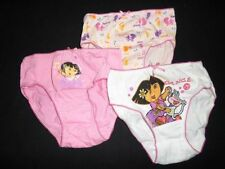 Dora the Explorer Girls' Cotton Underwear