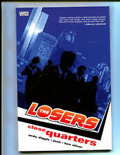 THE LOSERS VOLUME 4: CLOSE QUARTERS! TPB (8.0) 2nd PRINT
