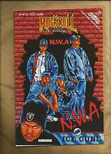 Rock n Roll Comics 40 1991 N.W.A Ice Cube VFN Revolutionary Comics double cover