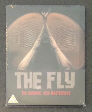 THE FLY Blu-Ray SteelBook 1958 UK Ltd Ed Vincent Price Region Free New OOP Rare!
