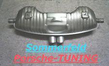 orig. Porsche 986 S Auspuff Endschalldämpfer Exhaust Muffler MK1 99611114202