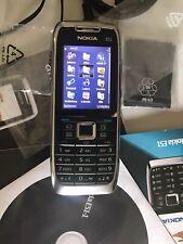 Nokia  E51 - White Steel (Ohne Simlock) 100% Original!! Neu!!