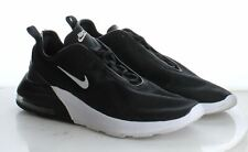 09-24 Preowned $85 Men's Size 11M Nike Air Max Motion 2 Shoes in Black/White