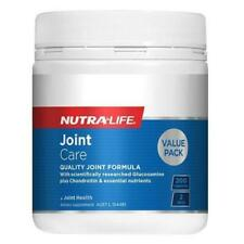New Nutralife Joint Care 200 Capsules Quality Joint Formula