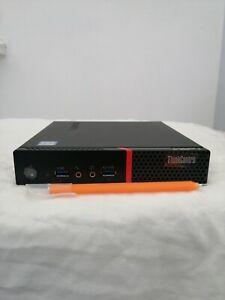 Mini-Pc Lenovo Thinkcentre M700 Tiny Core i5 8GB RAM 128GB SSD Win10 Pro Office.