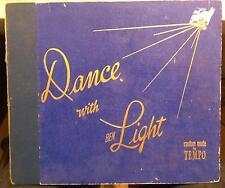 Ben Light - Dance With 2 LP VG Tempo B 4 Vinyl Record 1st