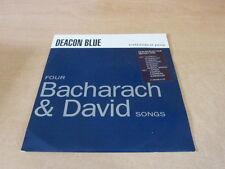 "DEACON BLUE - FOUR BACHARACH & DAVID SONGS - 6561690 - 7"" - 45 TOURS!!!!!!"