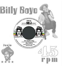 "Billy Boyo - One Spliff A Day [New 7"" Vinyl]"