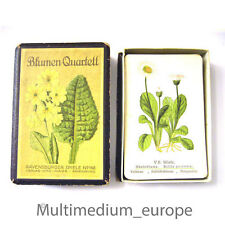 Spiel karten Blumen Quartett Ravensburger Spiele Nr. 148
