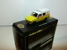 QSP MODEL DAF 33 BESTEL SHELL - YELLOW + WHITE 1:43 - EXCELLENT IN BOX