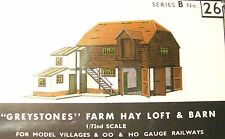 SQ26   SUPERQUICK FARM HAYLOFT & BARN   B26   KIT