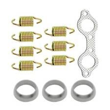 Exhaust Manifold Gasket Seal Spring Repair Kit for Polaris Ranger 700 800 UTV