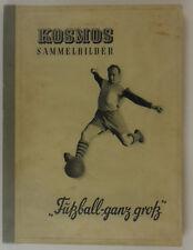 Sammelbilder Kosmos Fußball ganz groß 250 Bilder 1950 Teil 1 DFB +1 Panini