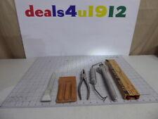 Somaca Glass Pliers, Glass Lifter, Radius Glass Cutter, Handle, Breaker Lot