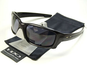 Oakley Straightlink Black Grey Sonnenbrille Mainlink Turbine Valve Monster Dog X