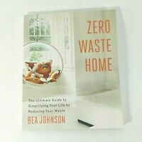Zero Waste Home by Bea Johnson Book Paperback 2013 English Life Simplifying