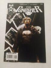 The Punisher #49 September 2007 Marvel Ennis Medina
