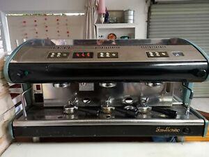 San Marino Three Group Coffee Machine