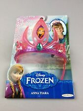 Disney Jakks Pacific Frozen Costume Plastic Headband ANNA Tiara SEALED