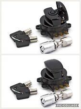 Interruptor Llave Ignición Negro Harley - Davidson 93-13 Softail Dyna
