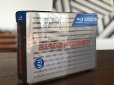 Blade Runner Ultimate Collector's Limited Edition Blu-ray 5-Disc Set Briefcase
