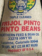 20 lbs El Toro Pinto Beans New Triple Clean U.S. No. 1 Crop 20 pounds