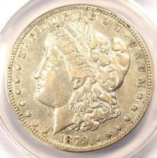 1879-CC Morgan Silver Dollar $1 - ANACS XF45 Details (EF45) - Carson City Coin!