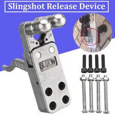 Stainless Steel Slingshot Release Device S Polishing DIY Catapult Rifle Trigger
