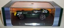 ATLAS 1/43 - 3128 007 VANWALL VW57 1957 - STIRLING MOSS