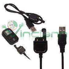 Cavo cavetto ricarica telecomando caricabatteria p GoPro Hero 3 3+ 4 WiFi carica