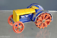 VINTAGE  DINKY TOYS MODEL No.22e FARM TRACTOR