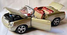 Chevrolet Bel Air Concept 2002 beige metallic 1:18 MotorMax